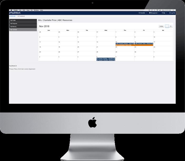 Journey Management System | JMS - Partner, Fly2Work