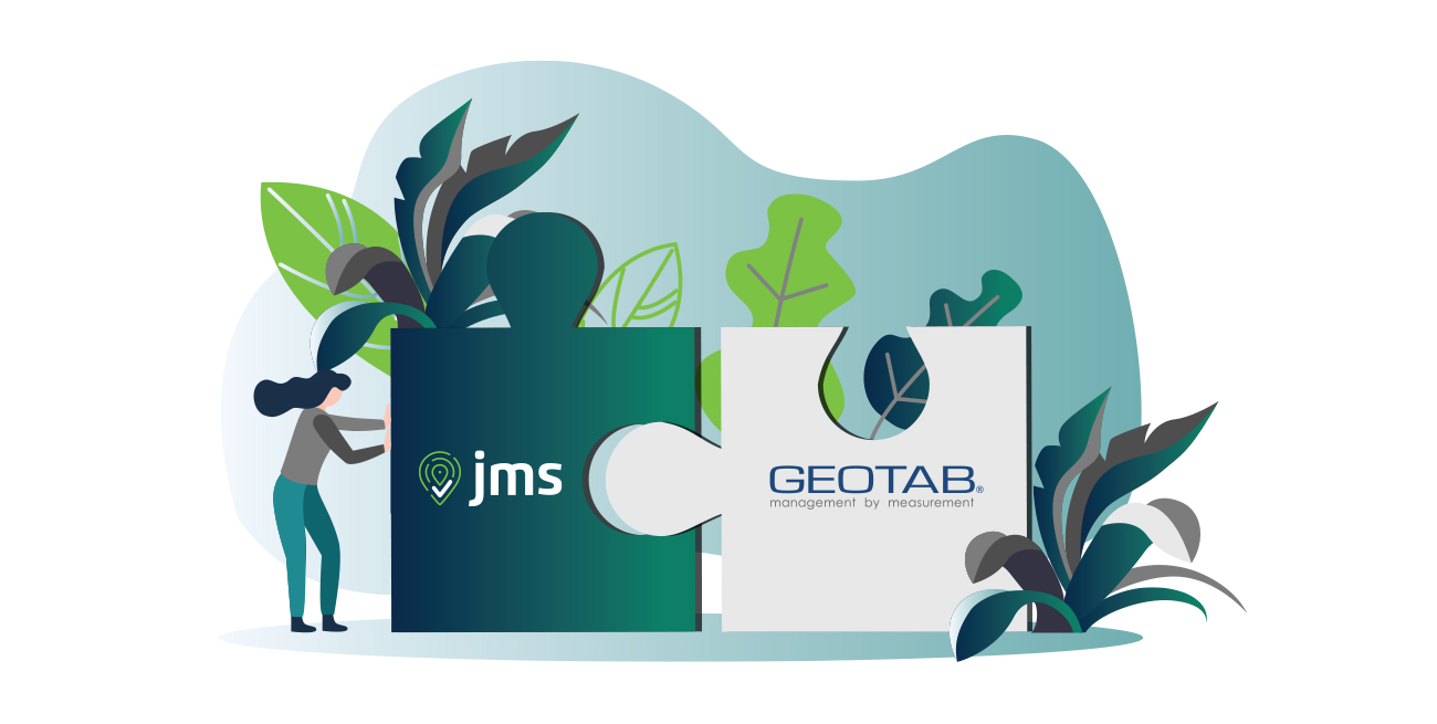 Journey Management System | JMS - Geotab, JMS, journey management, fleet management